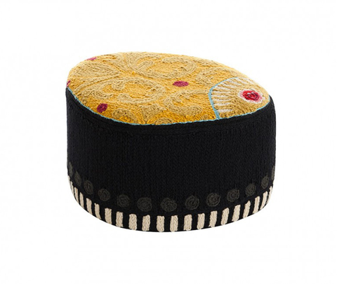 Пуф «POUF GOYESCAS YELLOW»