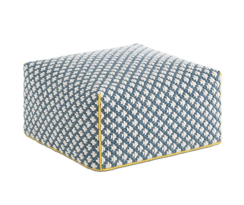 Пуф «SILAI BIG POUF BLUE»