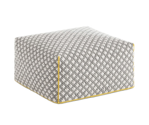 Пуф «SILAI BIG POUF LIGHT GREY»