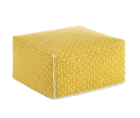 Пуф «SILAI BIG POUF YELLOW»