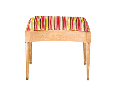 Пуф, модель «PERCY DRESSING TABLE STOOL»