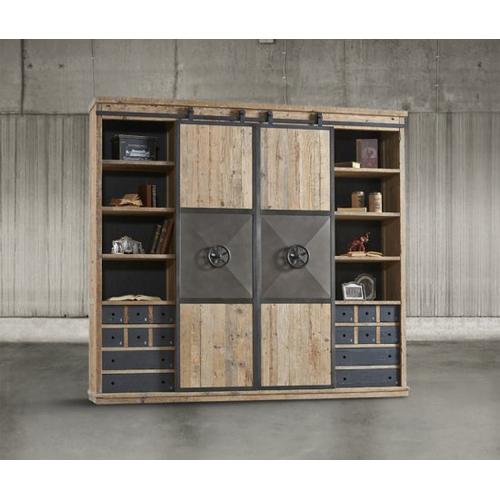 Книжный шкаф DIALMA BROWN DB003553 цена